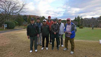 第2回栃木支部ゴルフコンペ