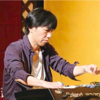 音楽家:新井悟氏
